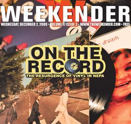 weekender donna vinyl cover story